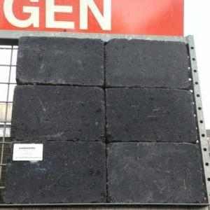 A15 Trommelstenen 20x30x6 zwart