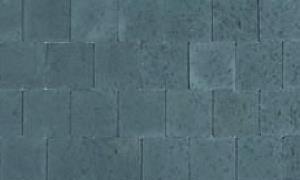 A11. Betontegels 20x20x6 zwart