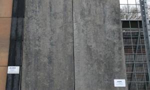 A25. Betontegels 80x40x4,4 grijs/zwart