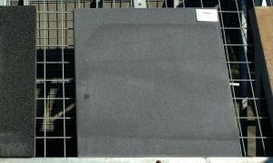 A13. Betontegels 60x60x4 antraciet
